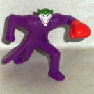 McDonald's 2011 Batman The Brave and the Bold Joker Figure Happy Meal Toy DC Loose Used