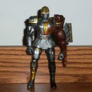 Bandai 1999 Mystic Knights of Tir Na Nog Angus Action Figure Loose Used