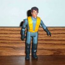 Real Ghostbusters Fright Features Peter Venkman Action Figure Kenner 1987 Loose Used