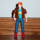 Captain Planet Wheeler Sparking Action Figure Tiger Toys 1991 Loose Used