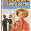 The Adventures of Tom Sawyer by Mark Twain Treasury of Illustrated Classics Hardcover Book Used