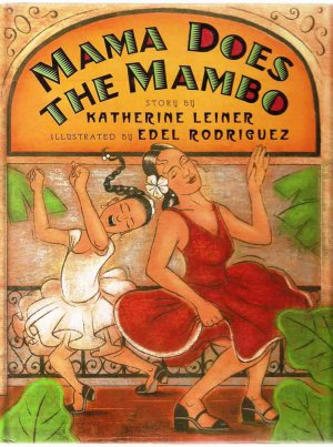 Mama Does the Mambo Hardcover Book Used