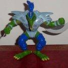 Yu-Gi-Oh Rude Kaiser Action Figure Mattel 2002 Loose Used