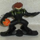 Marvel Super Hero Squad New Goblin Action Figure Hasbro 2006 Spider-Man Green Loose Used