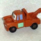 Disney's Cars DecoPac Mater the Tow Truck Loose Used