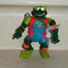 Teenage Mutant Ninja Turtles 1990 Mike the Sewer Surfer Action Figure Playmates TMNT Loose Used