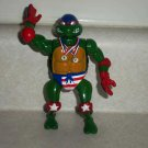 Teenage Mutant Ninja Turtles 1992 Super-Swimmin' Raph Action Figure Playmates TMNT Loose Used
