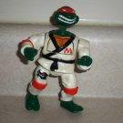 Teenage Mutant Ninja Turtles 1992 Karate Choppin' Mike Action Figure Playmates TMNT Loose Used