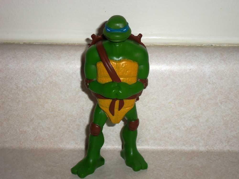 Mcdonald S Teenage Mutant Ninja Turtles 2007 Donatello Figure