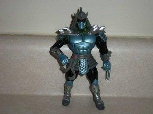 Teenage Mutant Ninja Turtles Shredder Toy : Teenage mutant ninja turtles 2003 shredder action figure playmates