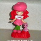 McDonald's 2011 Strawberry Shortcake Doll Happy Meal Loose Used