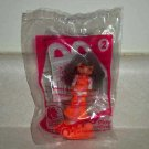 McDonald's 2011 Strawberry Shortcake Orange Blossom Doll Happy Meal Toy In Package