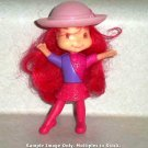 McDonald's 2007 Strawberry Shortcake 1 Doll Happy Meal Loose Used