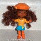 McDonald's 2007 Strawberry Shortcake Orange Blossom Doll Happy Meal Loose Used