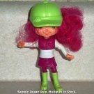 McDonald's 2007 Strawberry Shortcake Raspberry Torte Doll Happy Meal Loose Used