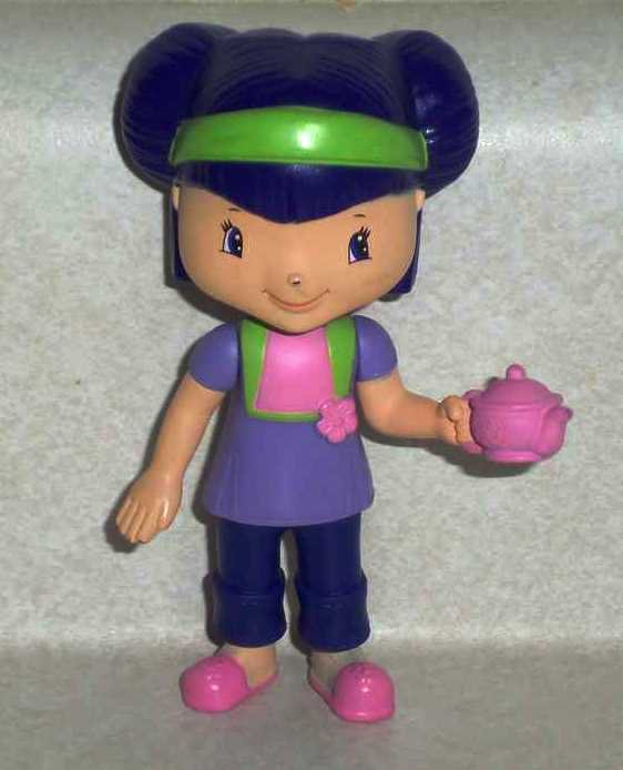 Mcdonald S 2006 Strawberry Shortcake Tea Blossom Teapot