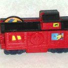 Wendy's Eerie Express Train Caboose Kids Meal Toy Lionel  Loose Used