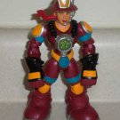 Fisher-Price Rescue Heroes Voice Tech Mission Command Wendy Waters Figure Only  Loose Used