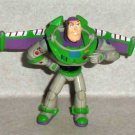"Toy Story Buzz Lightyear with Wings 3"" PVC Figure Disney Loose Used"