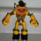 Fisher-Price # L1992 Planet Heroes Mercury Zip Metallic Figure Only Loose Used