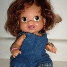 Baby Alive Baby's New Teeth Hispanic Doll Habsro 2010 Loose Used