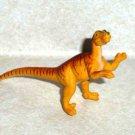 """Safari Ltd. 3"""" Velociraptor Mini Dinosaur Figure Loose Used"""