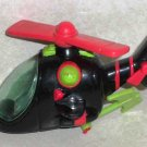McDonald's 2003 Disney's Kim Possible Drakken's Helicopter Happy Meal Toy Loose Used