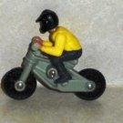 McDonald's 2004 Tony Hawk's BoomBoom Huckjam  BMX Back-Flip Bike Only Happy Meal Toy Loose Used