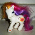 My Little Pony Sunny Daze II Rainbow Pony G3 Hasbro 2002 Loose Used