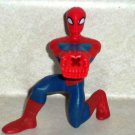 McDonald's 2009 Spectacular Spider-Man Launcher Figure Happy Meal Toy Marvel Loose Used