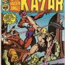 Ka-Zar (1974 series) #20 Marvel Comics Feb. 1977 Very Good