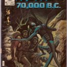Korg 70,000 BC #4 Charlton Comics Dec. 1975 Good