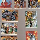Youngblood Trading Cards Lot of 8 Skybox 1995