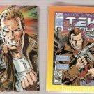 William Shatner's Tek World Lot of 125 Cards