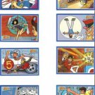 Lot of 8 Speed Racer Cards Prime Time 1993