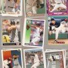 Lot of 60 Roger Clemens Baseball Cards Boston Red Sox Topps Fleer Donruss