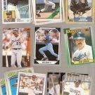 Lot of 30 Kirk Gibson Baseball Cards Detroit TigersTopps Fleer Donruss