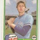 1981 Topps Traded Baseball Card #727 Danny Ainge XRC EX