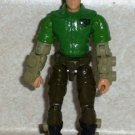 G.I. Joe 2003 Built to Rule Duke Version 1 Action Figure Hasbro Loose