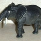 "5"" Elephant Plastic Toy Animal Loose Used"