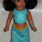 McDonald's 2004 Madame Alexander Doll Wendy as Jasmine Happy Meal Toy Loose Used