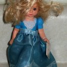 McDonald's 2010 Madame Alexander Cinderella Doll with Tag Happy Meal Toy Loose Used
