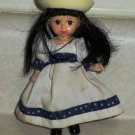 McDonald's 2005 Madame Alexander Setting Sail Doll Happy Meal Toy Loose Used