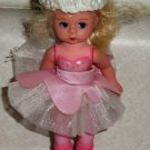 McDonald's 2003 Madame Alexander Pink Fairy Doll No Tag Happy Meal Toy Loose Used