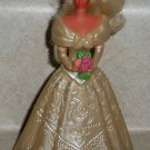 McDonald's 1994 Barbie Jewel and Glitter Bride Barbie Doll Happy Meal Toy Loose Used