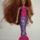 McDonald's 2010 Barbie in a Mermaid Tale Kayla the Mermaid Doll Happy Meal Toy Loose Used