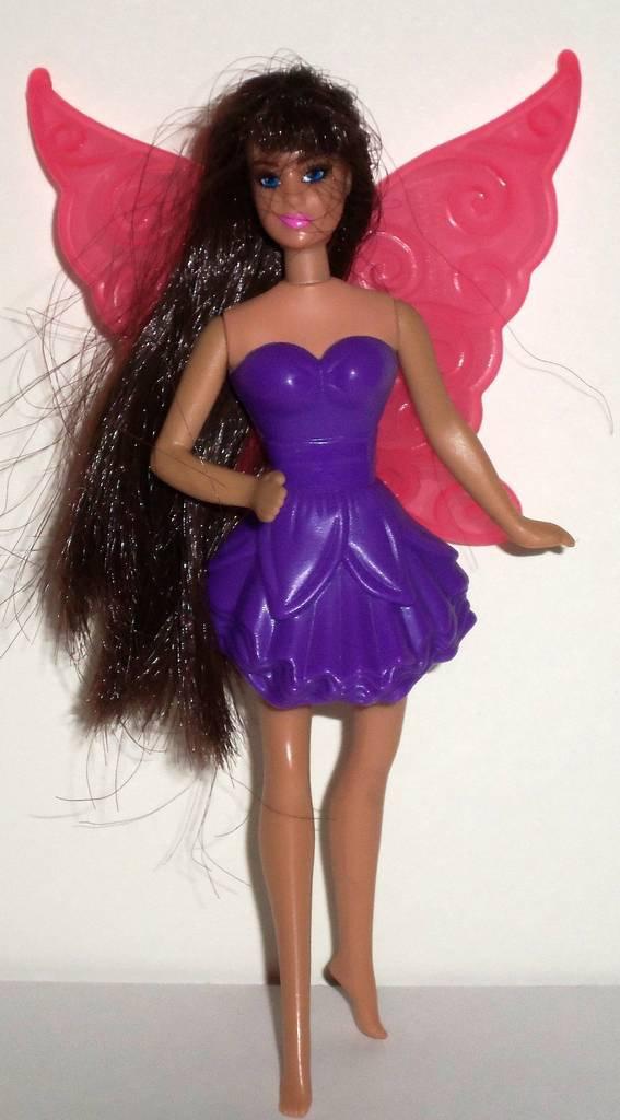 Mcdonald S 2011 Barbie A Fairy Secret Raquelle In Dark
