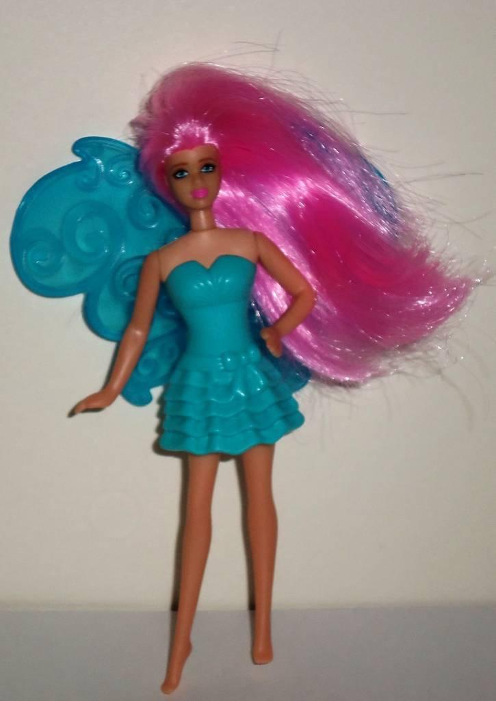 Mcdonald S 2011 Barbie A Fairy Secret Fairy Barbie In Blue