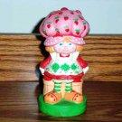 "Vintage Strawberry Shortcake 5"" Plastic Figure American Greetings 1980 Loose Used"