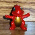 Pokemon Charmander PVC Figure Sasco Loose Used